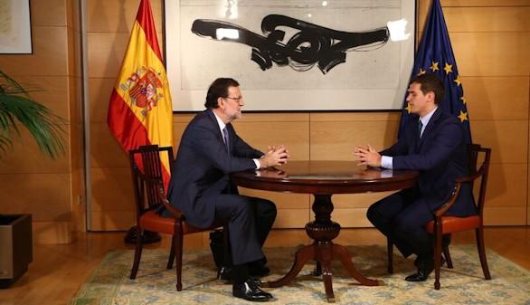 Ya hay fecha para el nuevo encuentro entre Rajoy y Rivera