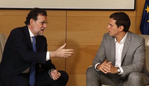 Rajoy no consigue el