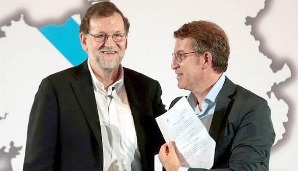 Galicia, entre el PP y un cuatripartito de izquierdas