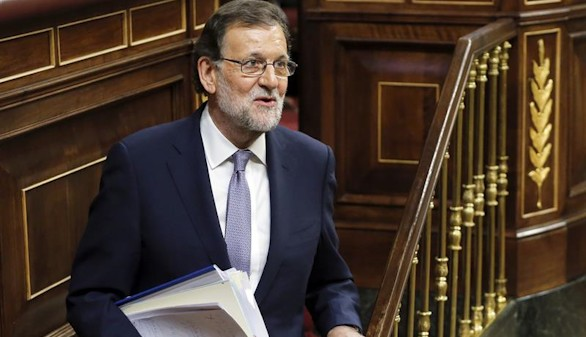 Mariano Rajoy se enfrenta a su primera investidura fallida