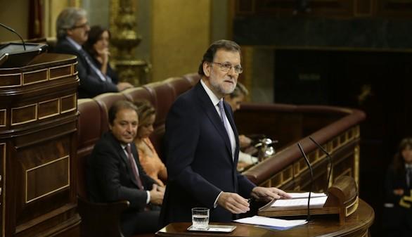 Rajoy, derrotado en la primera votación