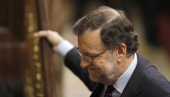 Primera investidura fallida de Rajoy