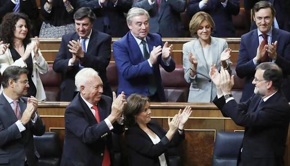 Rajoy comunicará el jueves por la tarde los nombres de su nuevo Gobierno