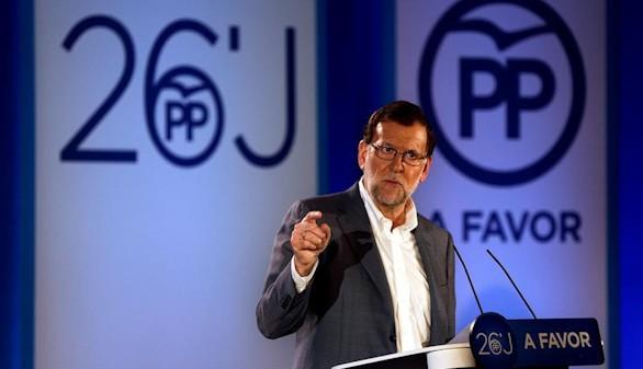 Rajoy defiende su gestión: