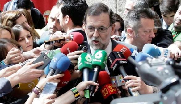 Rajoy, a Sánchez: