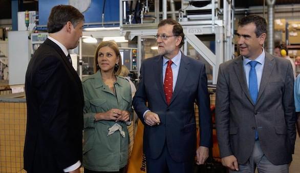 Rajoy dice que no entrará en las