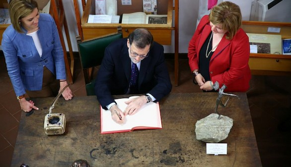 Rajoy volverá a decirle al Rey que no tendrá apoyos para gobernar