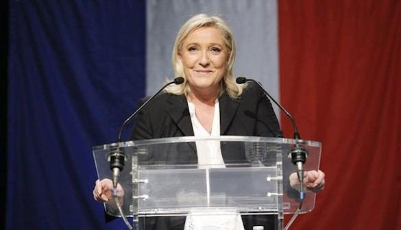 El Frente Nacional, partido más votado en las regionales francesas