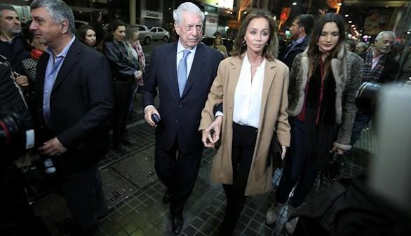 Noche de musical para Mario Vargas Llosa e Isabel Preysler
