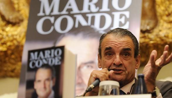 La Guardia Civil detiene al exbanquero Mario Conde