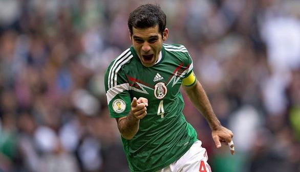 El exfutbolista Rafa Márquez, sancionado por EEUU por su relación con el narcotráfico
