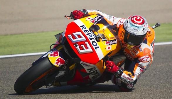 Márquez se reencuentra con la victoria en Motorland