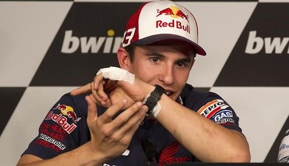 Márquez obtiene la aprobación médica y correrá en Jerez