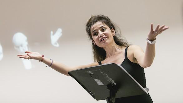 La cultura clásica, al alcance de los jóvenes gracias al teatro de Blanca Marsillach