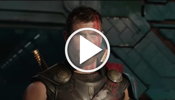 Primer tráiler de Thor: Ragnarok: el Dios del Trueno contra Hela y Hulk