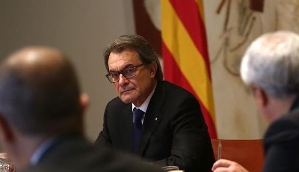 El Parlamento catalán vota el lunes la resolución soberanista
