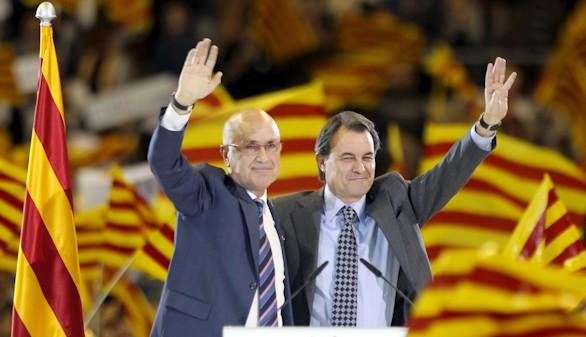 Convergencia confirma la ruptura de la federación con Unió