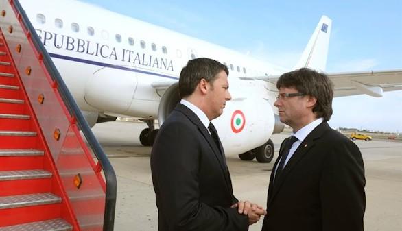 Renzi viaja a Tortosa para arropar a las familias