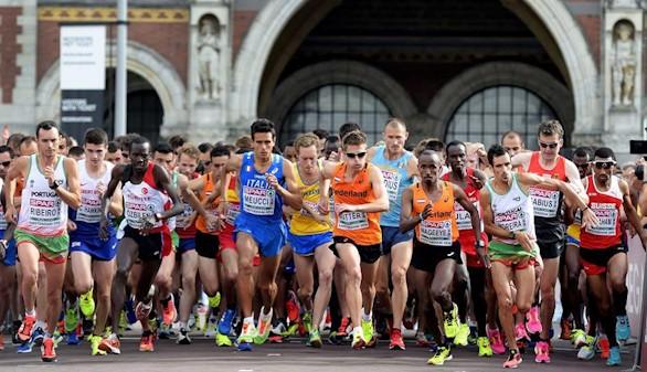 España, subcampeona de Europa por equipos en el medio maratón