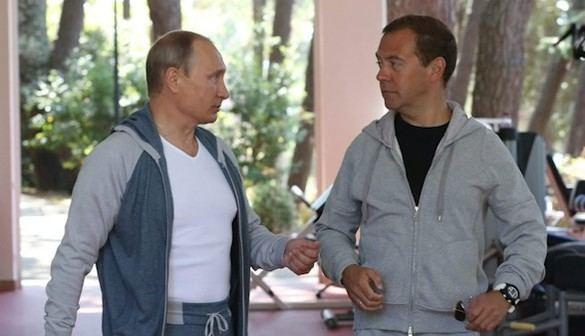 Jaque al delfín de Putin