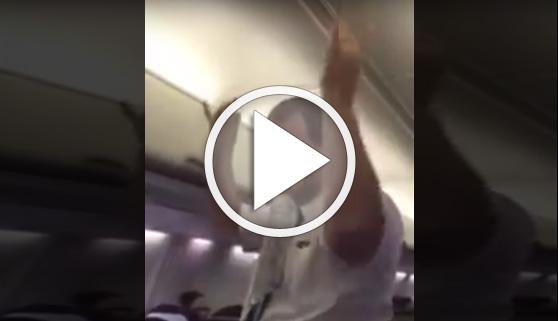 Vídeos virales.El mejor asistente de vuelo