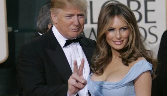 Melania Trump y su hijo Barron esquivan vivir en la Casa Blanca