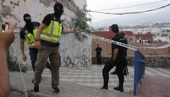 La Policía desmantela una célula yihadista en Melilla y Marruecos