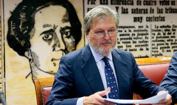 Méndez de Vigo, un ministro de Cultura