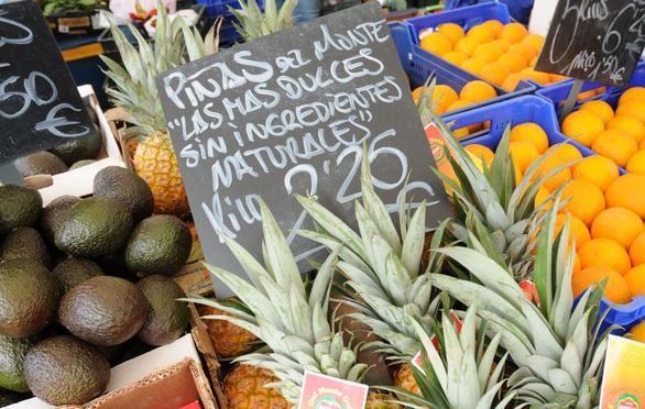 La inflación repunta al 1,8 % en septiembre por al alza de los alimentos
