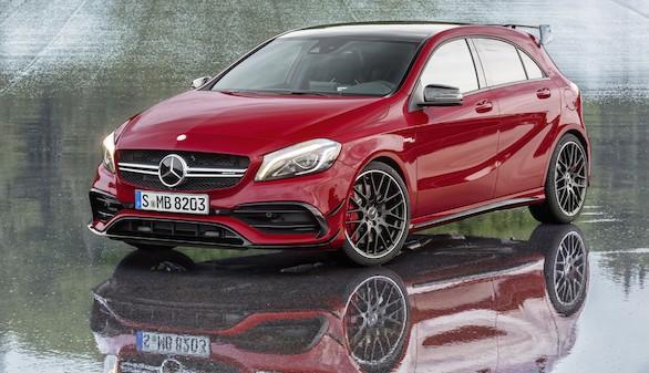 Mercedes Clase A 2015: Cambios que acentúan su poderoso atractivo