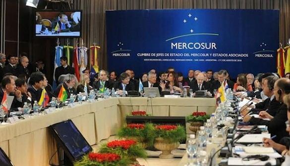 Crónica de América. Doble herida mortal a Mercosur