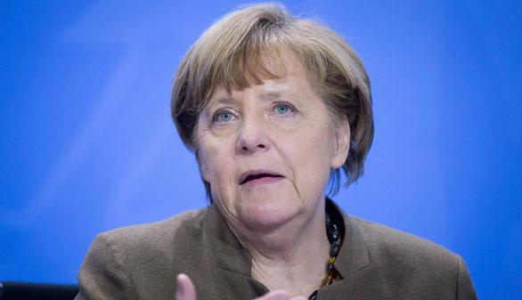 Merkel cree que los refugiados volverán a su país tras la guerra