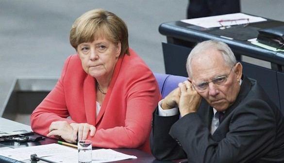 Aprobado el rescate griego con 48 disidentes del partido de Merkel
