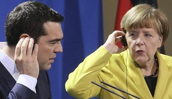 Merkel: no se hablará de tercer rescate a Grecia antes del referendo