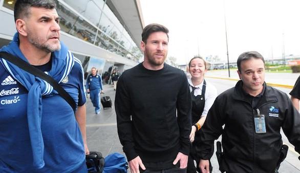 Comienza la vista del caso Messi sin el jugador y sin declaraciones