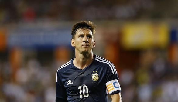 Nace Mateo Messi, segundo hijo del futbolista argentino