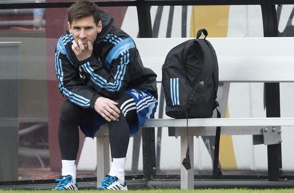 Messi, ya en Rusia y en el Mundial, ajusta cuentas con la crítica que le llega desde Argentina