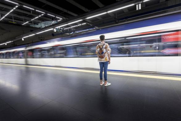 Metro de Madrid amplía el control automático de aforo y avisará del nivel de ocupación