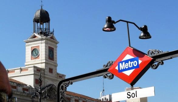 Próxima estación: Sol recobra su nombre original en Metro de Madrid