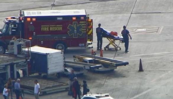 Cinco muertos en un tiroteo en un aeropuerto de Miami