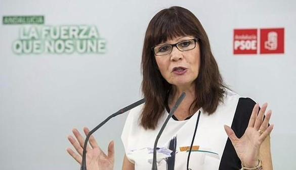 La presidenta del PSOE avisa: 'La reunión de los 'sanchistas' no ayuda'