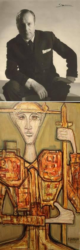 'Miguel Herrero: Raíces y esencias', un repaso a la carrera del artista