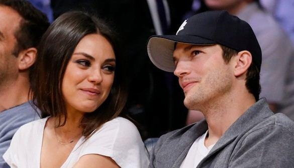 Mila Kunis y Ashton Kutcher esperan su segundo hijo