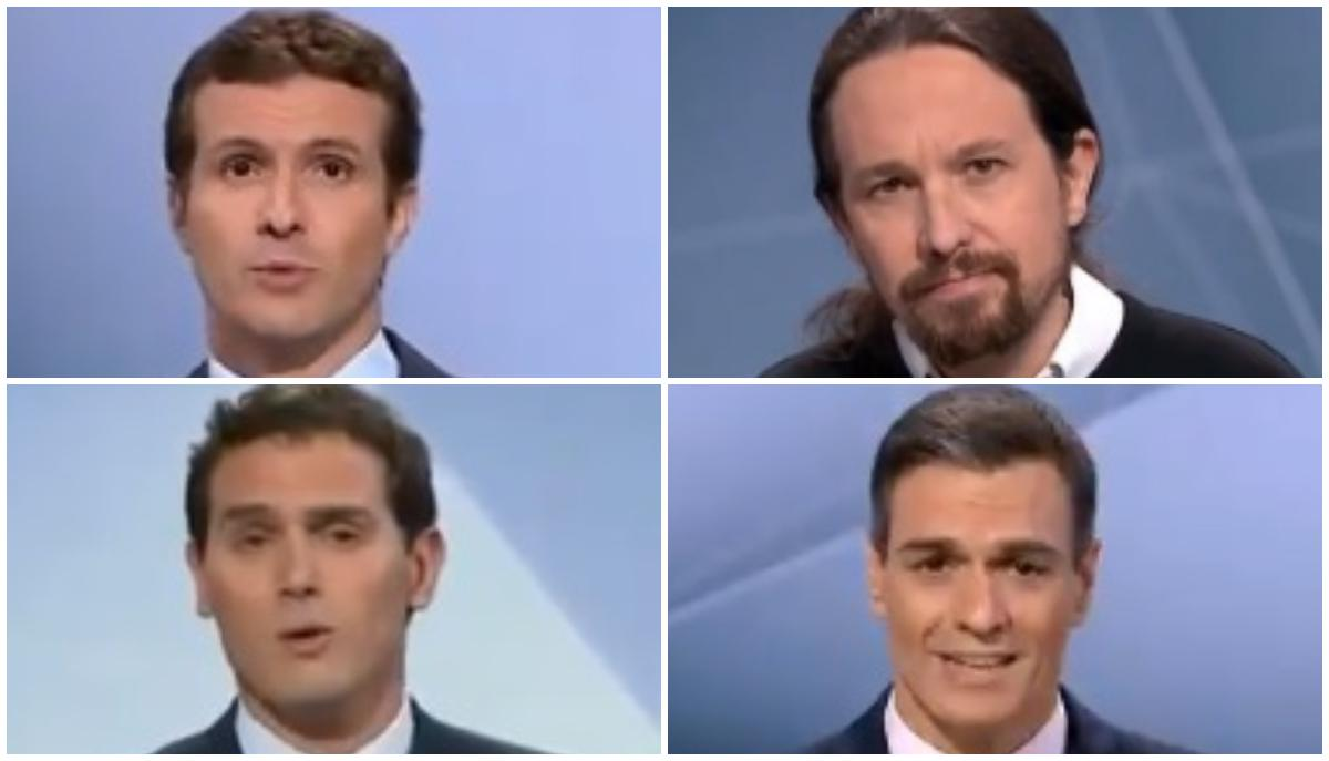 Lo mejor de los minutos de oro en el segundo debate electoral