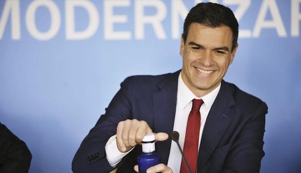 El PSOE presenta su propuesta de reforma constitucional