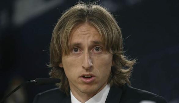 La Fiscalía acusa a Luka Modric de defraudar 870.000 euros