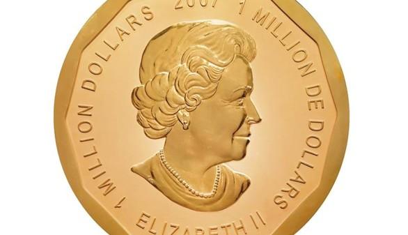 Roban en un museo de Berlín la moneda de oro más grande del mundo