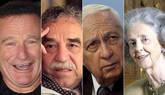 Fallecidos en el mundo: 2014, el año en el que la cultura lloró demasiadas veces