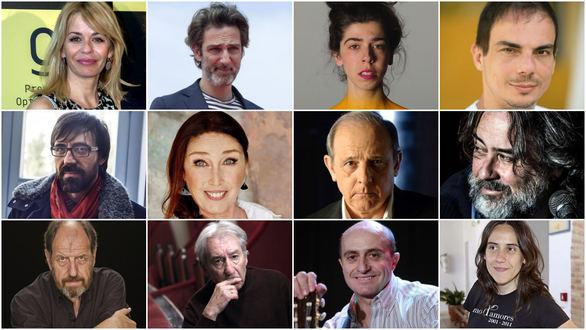 Elegidos los 12 finalistas de la XIV edición del Premio Valle-Inclán