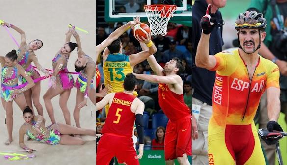 España cierra los Juegos con una plata y dos bronces